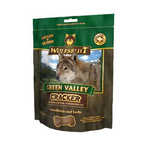Wolfsblut Green Valley Cracker mit Lammfleisch & Lachs