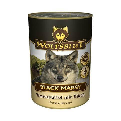 Wolfsblut Black Marsh Wasserbüffel & Kürbis