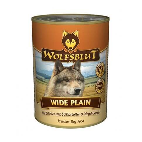 Wolfsblut Wide Plain Pferdefleisch & Süsskartoffel