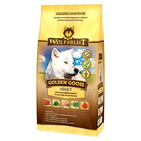 Wolfsblut Golden Goose mit Gans und Süsskartoffeln