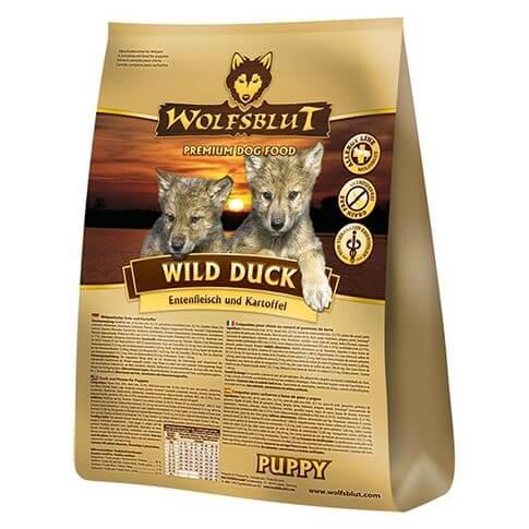 Wolfsblut Wild Duck Puppy Ente & Kartoffel