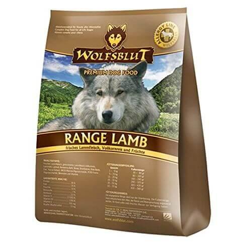 Wolfsblut Range Lamb Adult Lamm & Vollkornreis