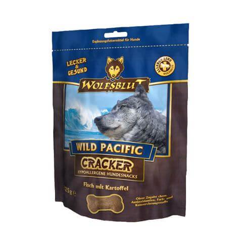 Wolfsblut Wild Pacific Cracker mit Seefisch & Kartoffel