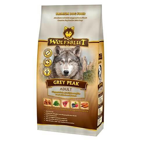 Wolfsblut Grey Peak Adult Ziege & Süsskartoffel