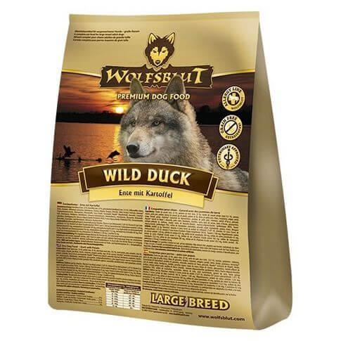 Wolfsblut Wild Duck Large Breed Ente & Kartoffel