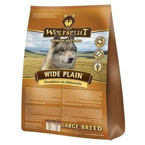 Wolfsblut Wide Plain Large Breed Pferd & Süsskartoffel