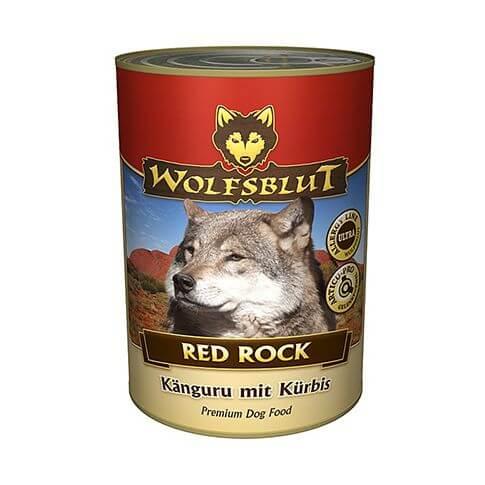 Wolfsblut Red Rock Känguru & Kürbis