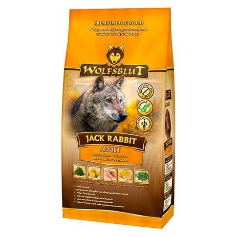 Wolfsblut Jack Rabbit Kaninchen & Genmüse