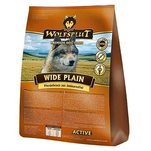 Wolfsblut Wide Plain Active Pferd & Süsskartoffel