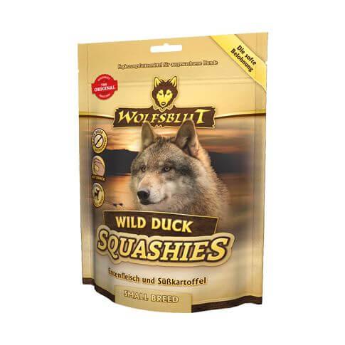 Wolfsblut Wild Duck Small Breed Squashies mit Ente & Süsskartoffeln