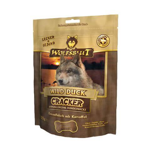 Wolfsblut Wild Duck Cracker mit Ente & Kartoffel